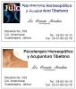 PSICOTERAPIA HOMEOPATICA Y ACUPUNTURA TIBETANA